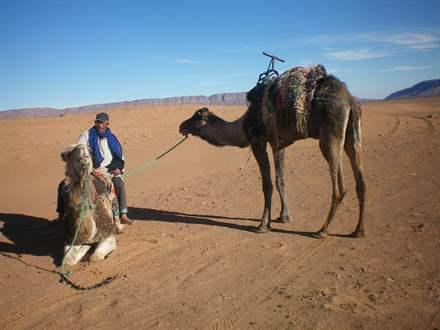 Voyage Ateliers Sahara Maroc