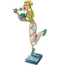 De l'anorexie à la boulimie