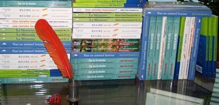 Mes livres.....
