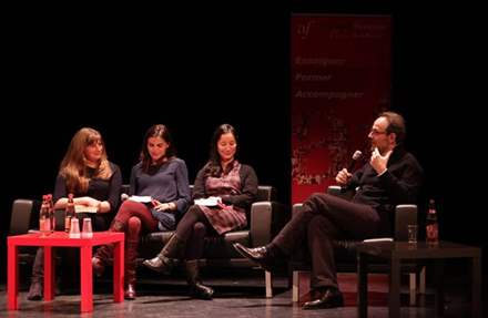 Alliance Française de Paris, 20.03.15 - Marc Levy
