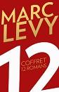 VERSILIO   - Romans - Coffret 12 romans Marc LEVY