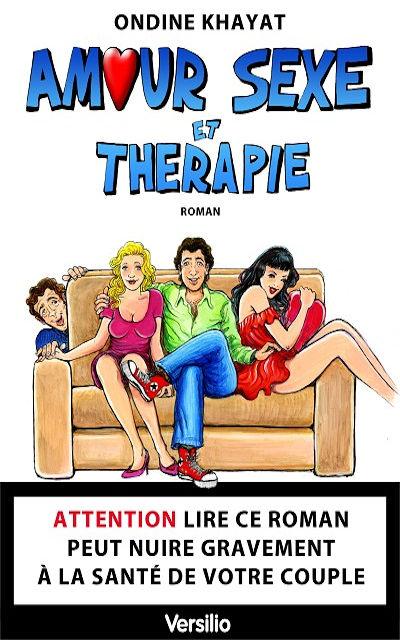 Versilio   - Livres - Amour, sexe et thérapie (Sex, love and therapy)