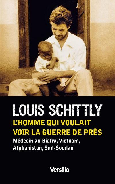Versilio   - Livres - L'homme qui voulait voir la guerre de près (The man who wanted to see war up close)