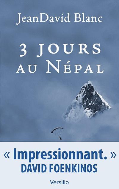 JeanDavid Blanc - Livres - 3 Jours au Népal