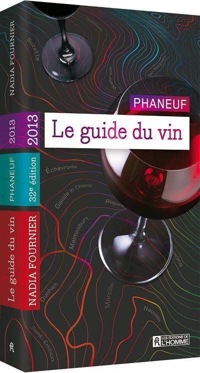 Le guide du vin 2013