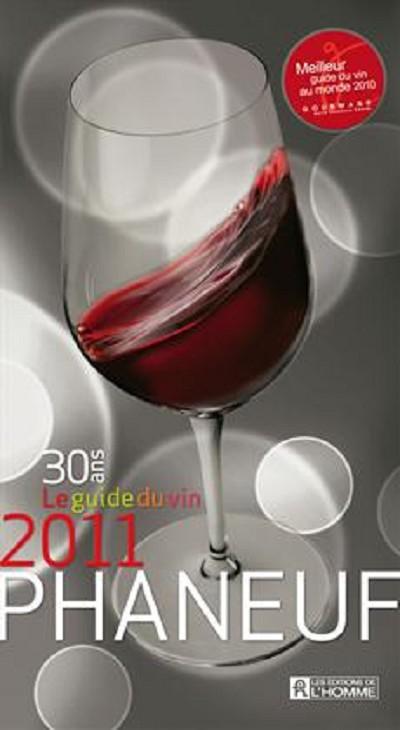 Le guide du vin 2011