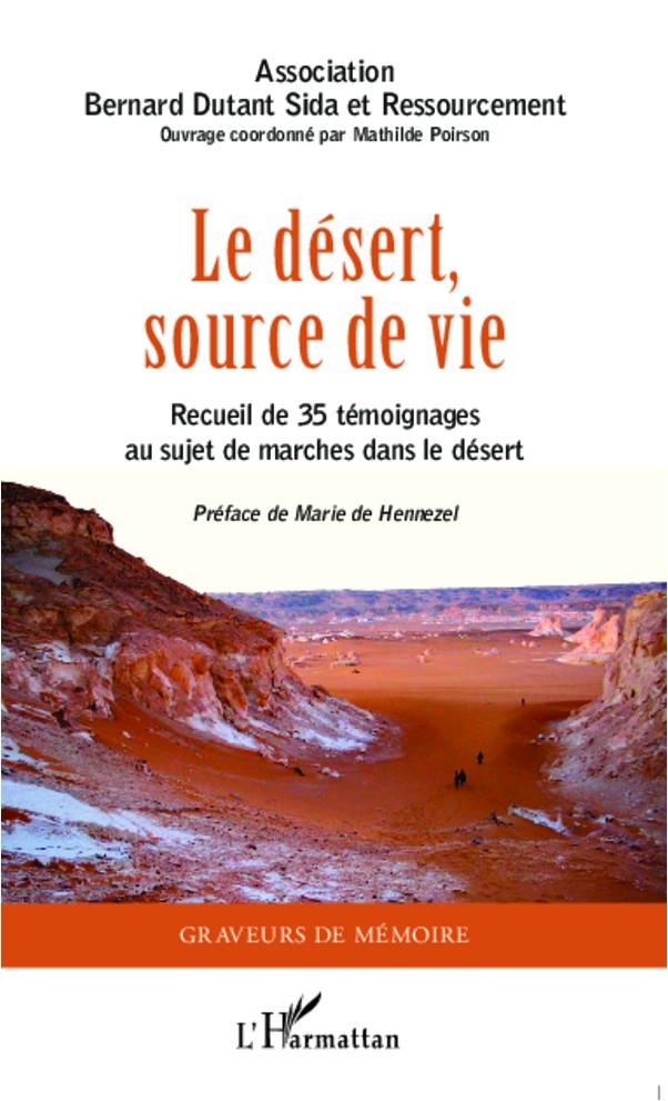 Le desert, source de vie