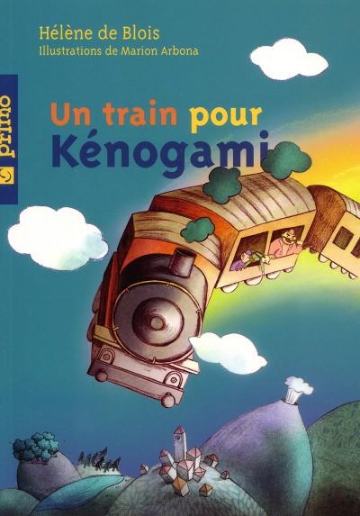 Un train pour Kénogami