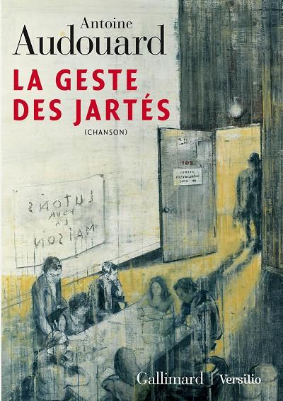 Antoine AUDOUARD - Livres - La geste des jartés