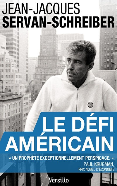 Jean-Jacques Servan-Schreiber - Livres - Le Défi américain