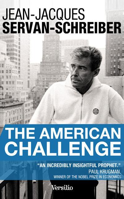 Jean-Jacques Servan-Schreiber - Livres - The American Challenge