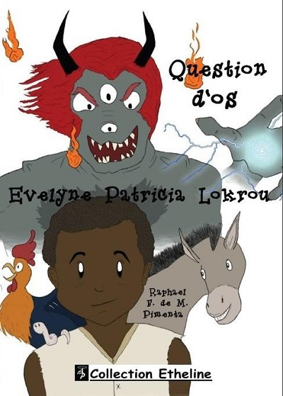 Question d'os (Album illustré bilingue)
