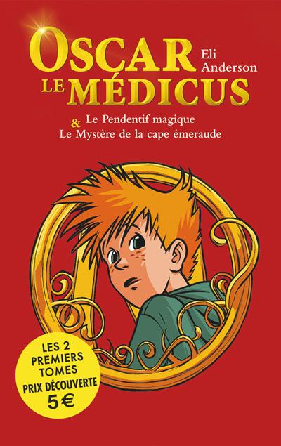 Eli Anderson - Livres - Oscar le Médicus, compilation tomes 1 et 2