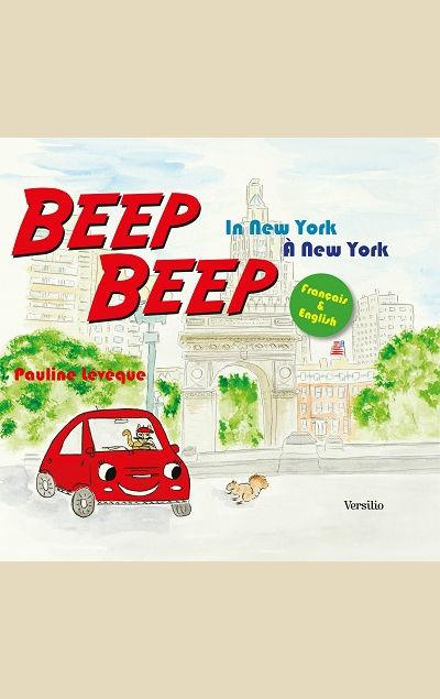 Pauline LEVEQUE - Livres - Beep Beep in New York - A New York