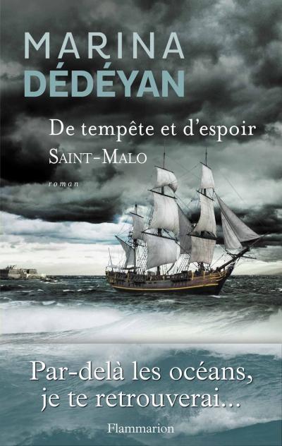 De tempête et d'espoir - Saint-Malo-