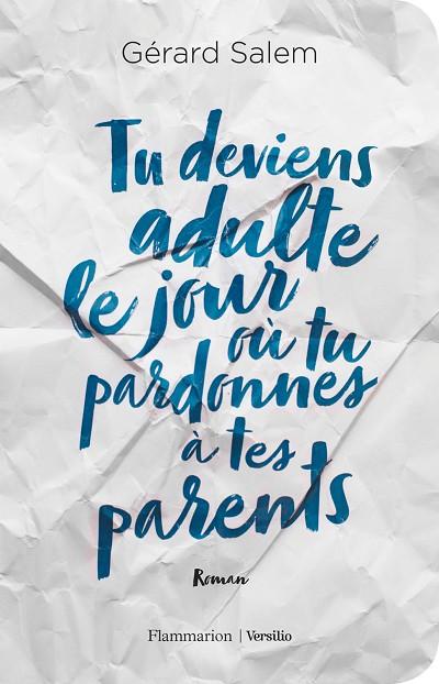 Gérard SALEM - Livres - Tu deviens adulte