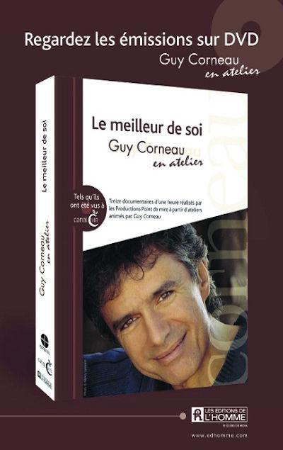 Guy Corneau en atelier
