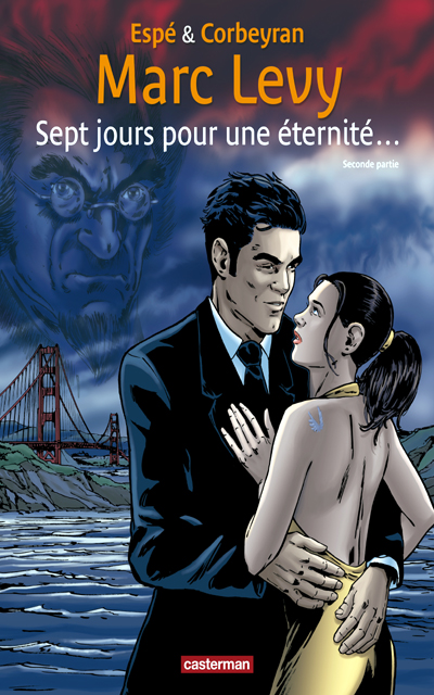 Seven Days for an Eternity, graphic novel, part 2